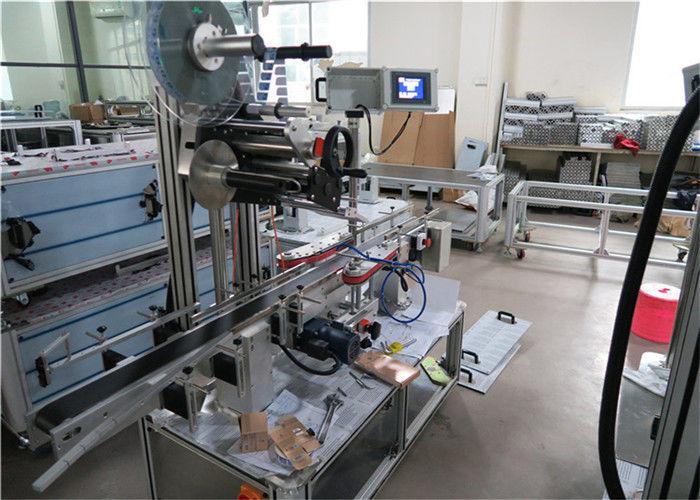 მაღალი სიჩქარით ყველაზე მაღალი ეტიკეტის აპლიკატორის მოწყობილობა ბრტყელი ზედაპირებისთვის